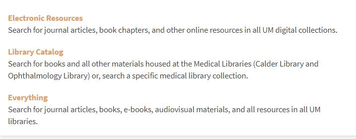 uSearch Help Manual